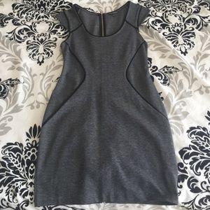 Express Cap Sleeve Dress